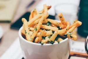 friteuse sans huile frites