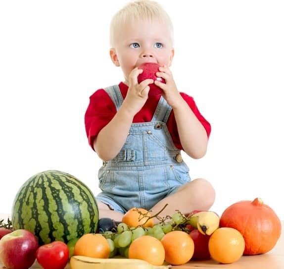 La consommation quotidienne de fruits et de légumes